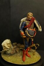 French Horse Artillery Captain Professionally Painted (Napoleonic) 90mm scale