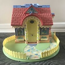 Lucy Locket Dream Cottage House Playset seulement 1994 BLUEBIRD POLLY POCKET VINTAGE