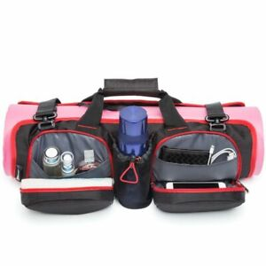 Yoga Bags Yoga Mat Storage Portable Shoulder Bags Ladies Sports For Gym Fitness