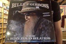 Billy F Gibbons The Big Bad Blues LP sealed vinyl + mp3 download