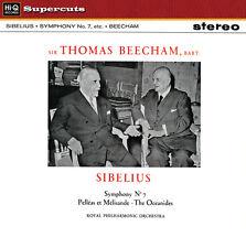 THOMAS BEECHAM/SIBELIUS - Symphony No.7. New LP + Sealed