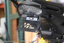 2010-2014 Ducati Multistrada 1200 1200S Fender Eliminator Kit w/ LED Plate Light