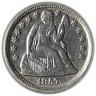 1857-P Seated Liberty Dime Great Deals From The Executive Coin Company