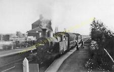 Shirdley Hill Railway Station Photo. Southport - Halsall. Altcar Line. (2)