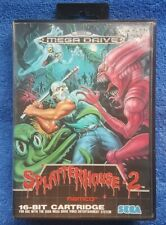 Splatterhouse 2 - Sega MegaDrive - RETRO SALE - Mega Drive Game - Splatter House