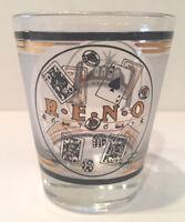 Shot Glass Reno