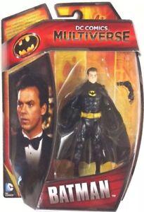 DC COMICS MULTIVERSE BATMAN UNMASKED VARIANT