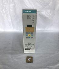 Siemens 7SJ6005-2EA00-0DA0/BB Overcurrent Protection 7SJ60052EA000DA0BB