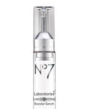 No7 Laboratories Line Correcting Booster Serum 15ml UK SELLER