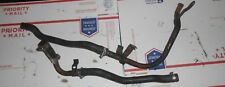 2X LAND ROVER DISCOVERY 1 COOLANT WATER Metal PIPE OEM 94/98   Heater Core 4.0L