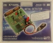Velleman Metal Detector Kit K7102Rs