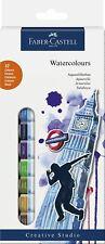Faber Castell Starter Kit - Watercolor (Pack of 12)
