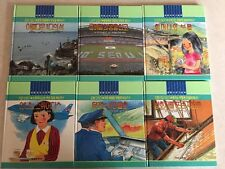 Korean Childrens Books Lot Of 6 - New Life Education Books - Olympics & Others