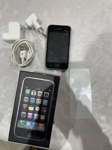 Apple iPhone 3GS 16gb white boxed sim locked