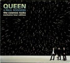 Queen + Paul Rodgers The Cosmos rock exclusieve tour edition like new