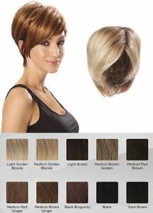 Hairdo Angled Cut Short Comfort Cap Wig, Glazed Mocha by Hairuwear