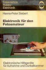 elektronik für den fotoamateur siebert ~