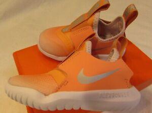 Nike Flex Runner (TD) CRIMSON Toddler Girl's Slip On Shoes Size 5C NIB