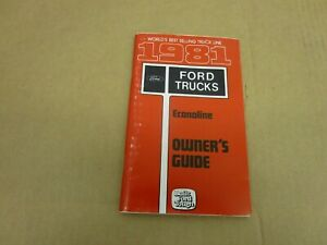 Repair Manuals Literature For Ford E 250 For Sale Ebay