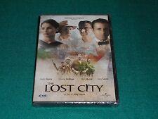 The Lost City Regia di Andy Garcia