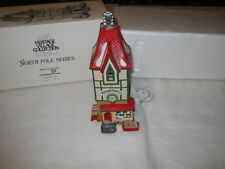 Dept 56 Heritage Village Collection North Pole Series Rimpy'S Bakery #5621-9