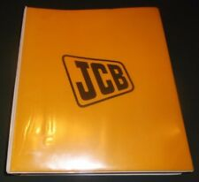 JCB 2.0-D/G 2.5-D/G 3.0-D/G TELETRUK FORKLIFT SERVICE REPAIR WORKSHOP MANUAL