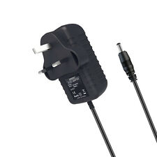 AC/DC Adapter Power Supply Mains For Sony AC-M1208UC BDP-S2500 BDP-S5200 BLU-RAY