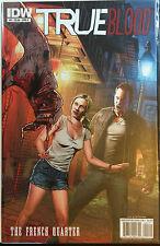 True Blood The French Quarter #2 CVR A NM- 1st Print IDW Comics