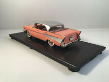 BROOKLIN 1957 CHEVY BEL AIR - PINK COLLECTION BRK 221P