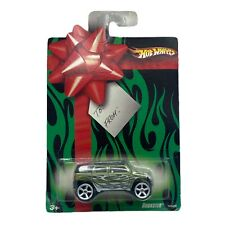 Hot Wheels 1/64 Die Cast 2007 Rockster Gift  wrap Carded