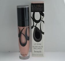 Ultra Shines Lip Gloss Haute Brilliance NUDIE-TUDE by BENEFIT (New in Box)