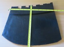 """FIRM DK BROWN BRIDLE  LEATHER   4mm THICK  12"""" X 11""""  ( 30 X 28cm)  - CLEARANCE"""