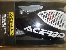ACERBIS X-Force VENTED mano disconosciuta HANDGUARD UNIVERSAL NERO BIANCO KXF RMZ CR
