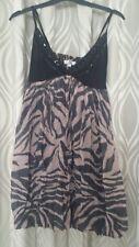 Beautiful TFNC dress / top size 8 embellished