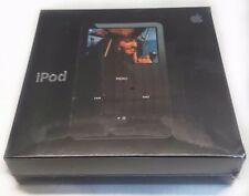 Apple iPod Classic Video 5th Generation 60GB MP3/MP4 Player Black - Retail Box