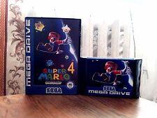 Super Mario Bros 4: Space Odyssey for Sega Genesis or Mega Drive