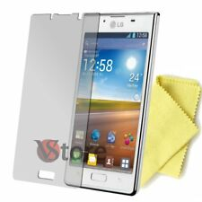 3 Films For LG Optimus L7 P700 Protector Save Screen LCD Display Film