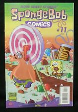 SPONGEBOB COMICS # 11 ~ 1st PRINT ~ Near Mint / UNREAD Sponge Bob Comic Book