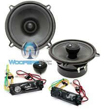 "CDT AUDIO CL-51CV 5.25"" 150W RMS CONVERTIBLE 2-WAY COMPONENT COAXIAL SPEAKERS"