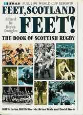 FEET SCOTLAND FEET RUGBY BOOK DEREK DOUGLAS SCOTTISH RUGBY HISTORY