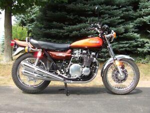 Kawasaki  1973 / Z1 900 Headstock Decal / VIN tag