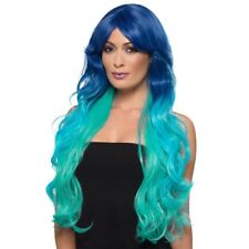 Wavy Mermaid Wig Ladies Super Long Fancy Dress Wig Heat Resistant