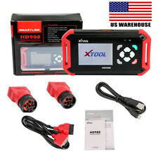 XTOOL HD900 Heavy Duty EOBD OBD2 CAN BUS Code Reader Diagnostic Scanner Tool US