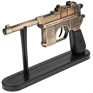Mauser C96 Feuerzeug Pistole Sturmfeuerzeug Revolver Pistolenfeuerzeug WW1 WK1