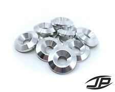10 COUNT JET FLAT HYDRO 3/8 COUNTERSUNK STRINGER WASHERS 1.25OD .25 THICK