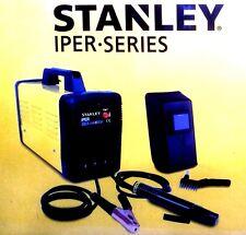 Saldatrice STANLEY IPER E161 Monofase Con Accessori 230 Volt Elettrodi 1,6 - 2,5
