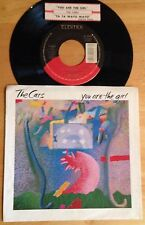 Cars, The 45 You Are The Girl / Ta Ta Wayo Wayo  NM  w/ts  w/PS