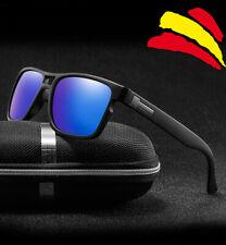 Gafas de sol polarizadas hombre/mujer, Gafas de sol de conducción UV400 Vintage