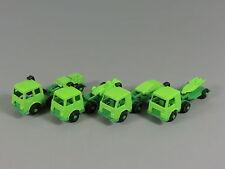 VOITURES: Transporter avec Remorque EU 1987 - Ensemble complet vert