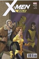 X-MEN GOLD #1 1:25 BOB MCLEOD CLASSIC VARIANT NM- OR BETTER CONTROVERSIAL ISSUE